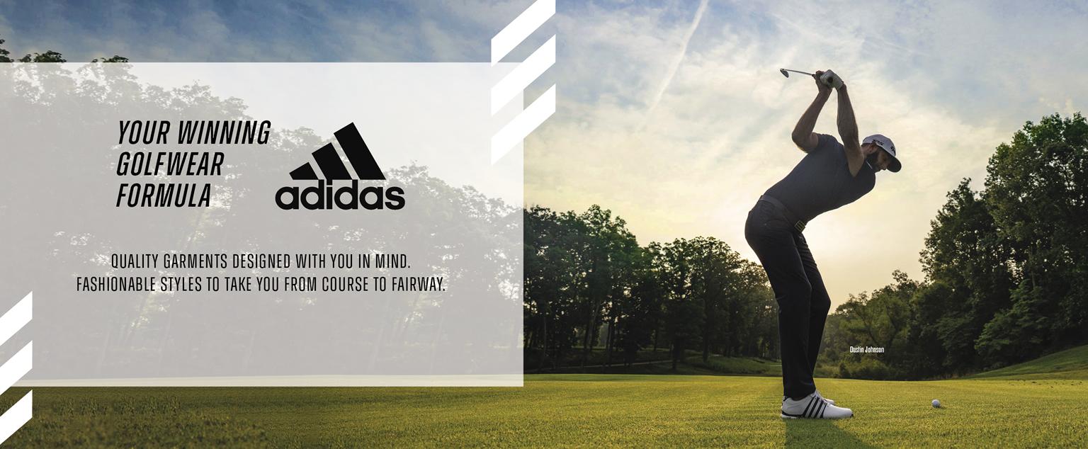 Adidas Golfwear